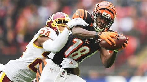 Top 10 AJ Green Catches   NFL - YouTube