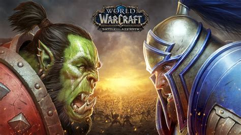 World Of Warcraft Battle For Azeroth 2018 Wallpapers | HD