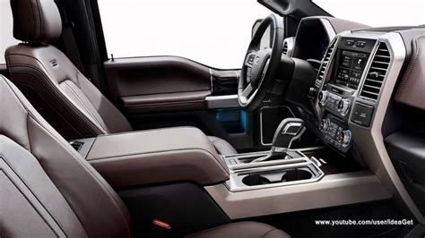 2015 Ford F 150 Interiors And Exteriors - YouTube