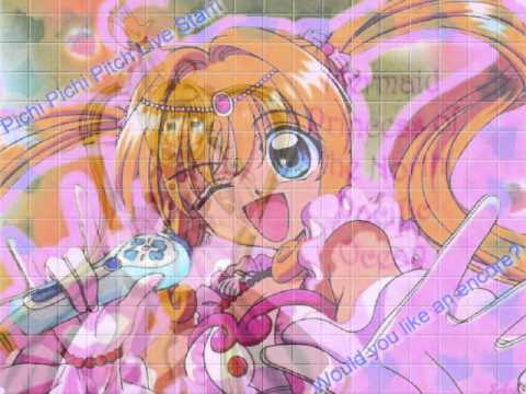 CDJapan : Mermaid Melody Pichi Pichi Pitch Pure Vocal Collection Pure Box 1 Animation