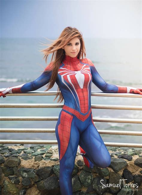 Genderbend Insomniac Spiderman by Melody Cosplay - Album on Imgur | Anonymous