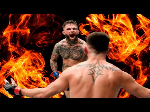 Why Garbrandt, Nunes are the 2016 MMA fighters of the year