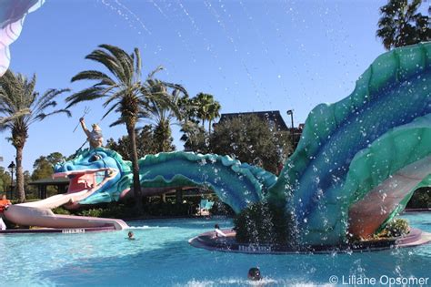 Disney World Swimming Pools - The Unofficial Guides